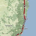 Overland from Oz Itinerary Overview: Southern Queensland and Brisbane